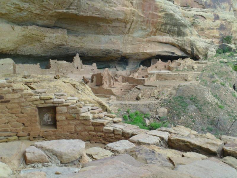 Long House in Mesa Verde