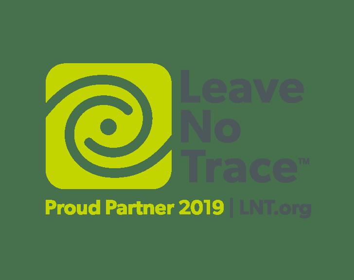 Leave No Trace™ Proud Partner 2019