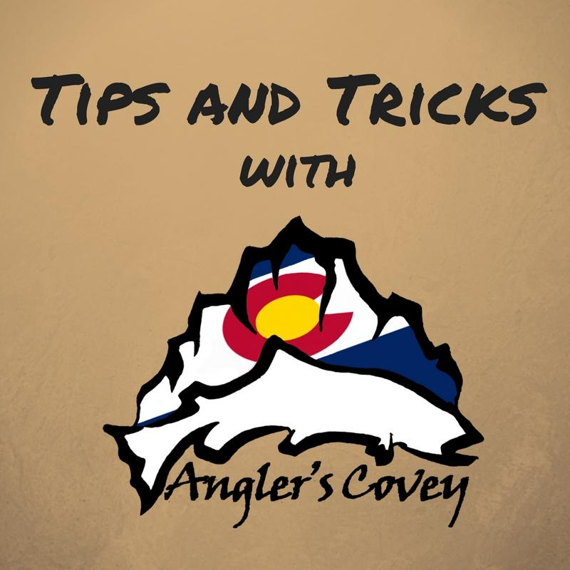 Angler's Covey logo graphic